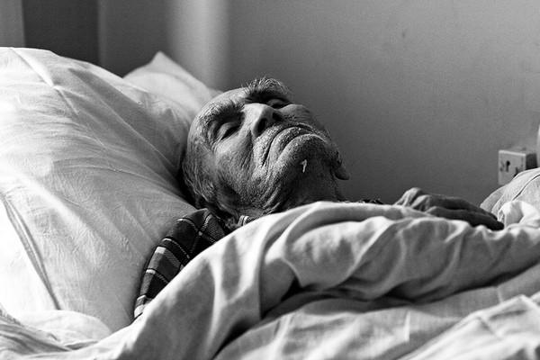 Как пережить смерть дедушки?