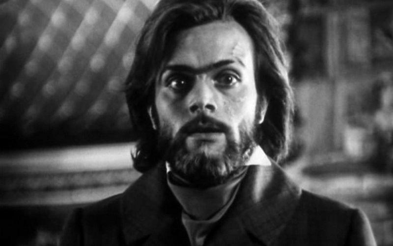 Андрей Харитонов в роли Ривареса (кадр из фильма «Овод»)