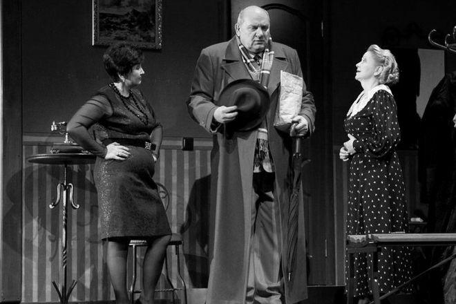 Владислав Жуковский в театре